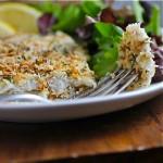 Coconut Crusted Haddock