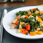 Kale & White Bean Salad