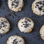 Gluten Free Sugar Cookies with Lemon Icing