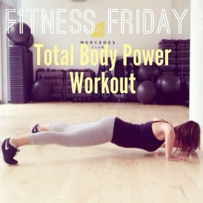 Total Body Power Workout
