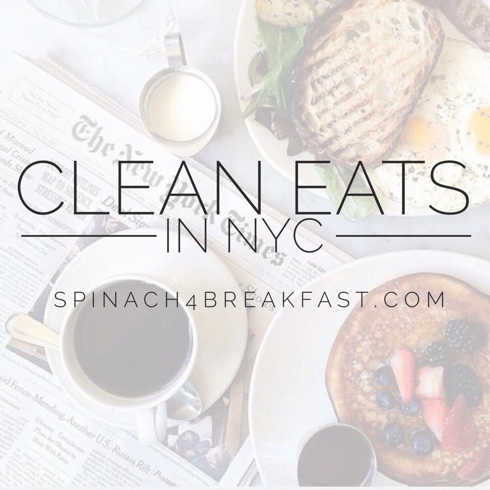 Clean Eats in NYC