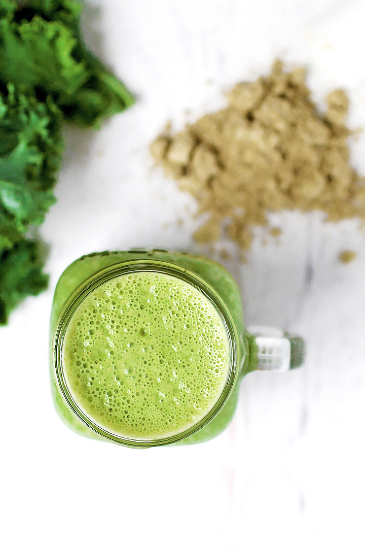 SGreen Protein Smoothie