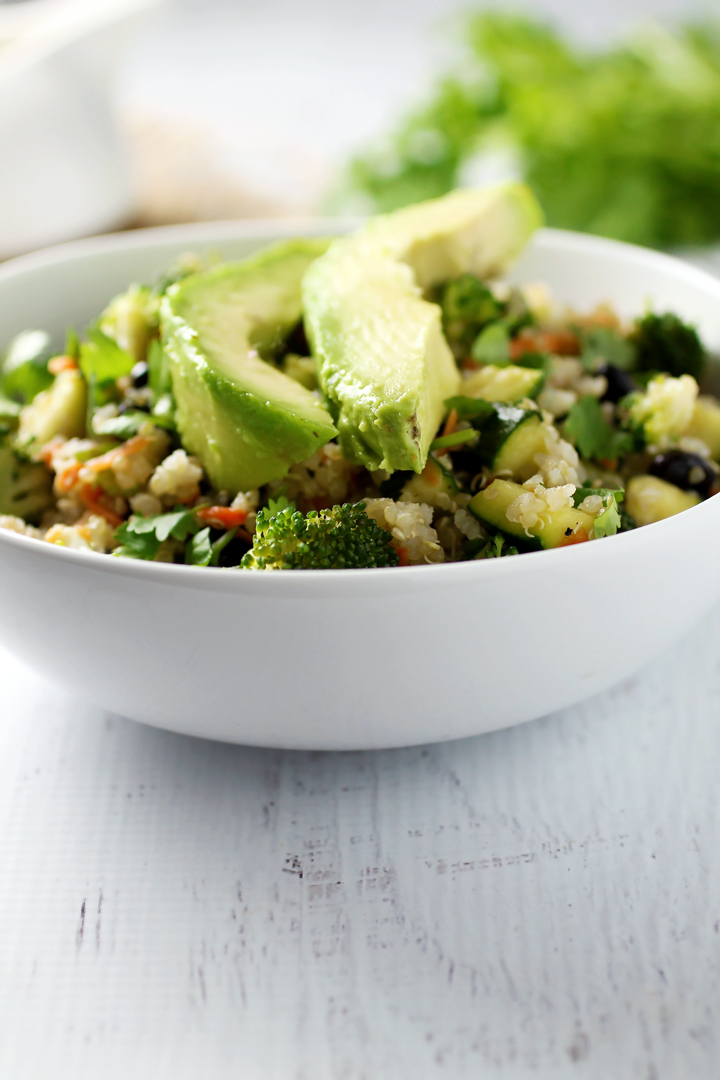 El Fresco Quinoa Bowl