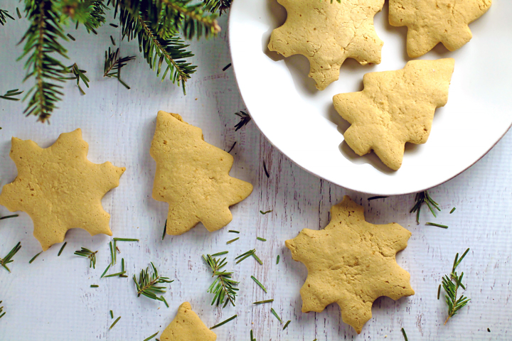 Skinny Cut Out Cookies