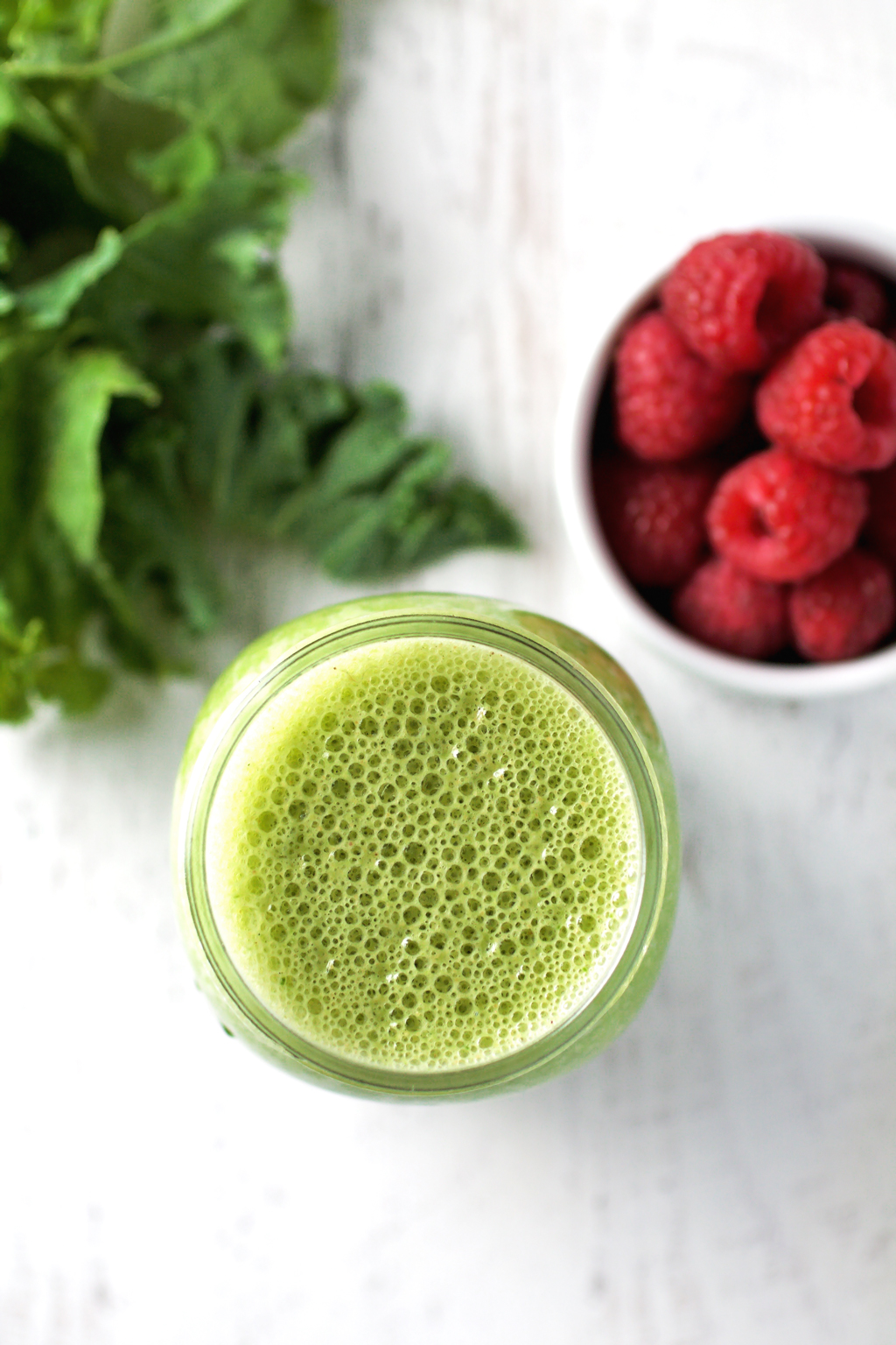 Berry Delicious Green Smoothie